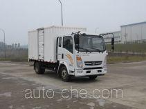 Homan ZZ5048XXYD17EB1 box van truck