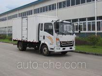 Homan ZZ5048XXYF17EB1 box van truck