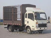 Sinotruk Howo ZZ5067CCYF341BD165 грузовик с решетчатым тент-каркасом