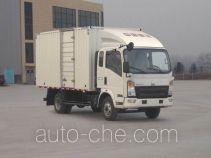 Sinotruk Howo ZZ5067XXYF341CD165 box van truck