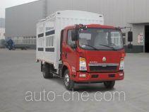 Sinotruk Howo ZZ5087CCYD3414D183 грузовик с решетчатым тент-каркасом