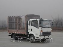 Sinotruk Howo ZZ5087CCYF331CE183 грузовик с решетчатым тент-каркасом