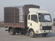 Sinotruk Howo ZZ5087CCYF341BD183 грузовик с решетчатым тент-каркасом