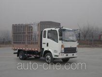 Sinotruk Howo ZZ5087CCYG331BE183 грузовик с решетчатым тент-каркасом