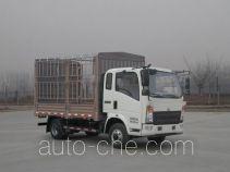 Sinotruk Howo ZZ5087CCYG381CE183 stake truck