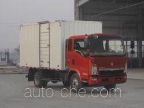 Sinotruk Howo ZZ5087XXYD3814D183 box van truck