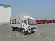 Sinotruk Howo ZZ5107CCYD4215D1 грузовик с решетчатым тент-каркасом