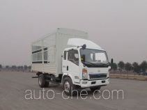 Sinotruk Howo ZZ5107CCYG3415D1 грузовик с решетчатым тент-каркасом