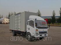 Sinotruk Howo ZZ5107XXYD4515D1 box van truck