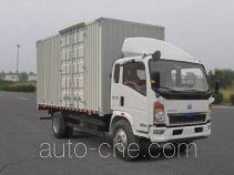 Sinotruk Howo ZZ5107XXYG3615D1 box van truck