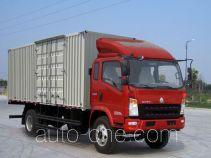 Sinotruk Howo ZZ5107XXYG451CD1 box van truck