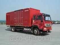 斯达-斯太尔牌ZZ5111XXYG471GE1型厢式运输车
