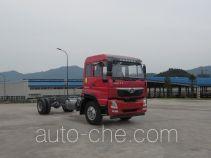 豪曼牌ZZ5118XXYF10EB0型厢式运输车底盘