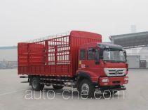 Sida Steyr ZZ5121CCYG521GD1 грузовик с решетчатым тент-каркасом