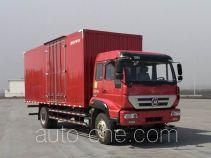 Sida Steyr ZZ5121XXYG471GD1 box van truck