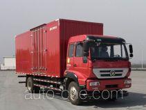 Sida Steyr ZZ5121XXYG471GE1 box van truck