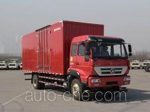 斯达-斯太尔牌ZZ5121XXYG521GD1型厢式运输车