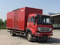 斯达-斯太尔牌ZZ5121XXYG561GD1型厢式运输车
