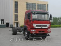 Sida Steyr ZZ5121XXYG561GD1 van truck chassis