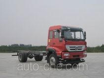 Sida Steyr ZZ5121XXYH561GE1 van truck chassis