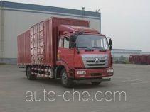 豪瀚牌ZZ5125XXYG5113D1型厢式运输车