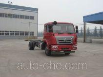 豪瀚牌ZZ5125XXYG5613D1型厢式运输车底盘