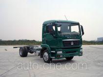 汕德卡牌ZZ5126XXYH451GD1型厢式运输车底盘