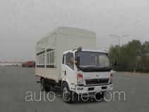 豪沃牌ZZ5127CCYD3415D1型仓栅式运输车