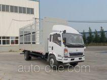 豪沃牌ZZ5127CCYD3615D1型仓栅式运输车