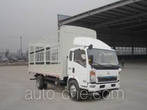 豪沃牌ZZ5127CCYG4515D1型仓栅式运输车