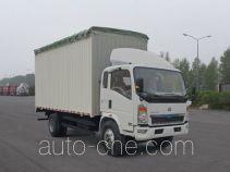 Sinotruk Howo ZZ5127CPYG3815C1 soft top box van truck