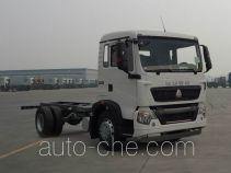 Sinotruk Howo ZZ5127XXYK561GE1 van truck chassis