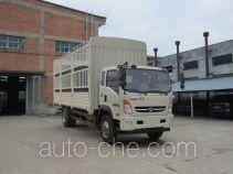 Homan ZZ5128CCYG17DB2 грузовик с решетчатым тент-каркасом