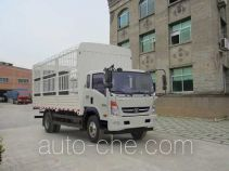 Homan ZZ5128CCYG17DB3 грузовик с решетчатым тент-каркасом