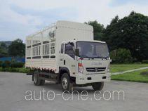 Homan ZZ5128CCYG17DB4 грузовик с решетчатым тент-каркасом