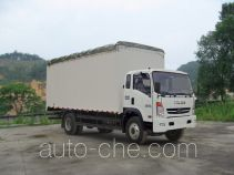 Homan ZZ5128CPYG17DB3 soft top box van truck