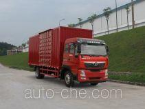 Homan ZZ5128XXYF10EB0 box van truck