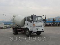 豪曼牌ZZ5148GJBF17DB0型混凝土搅拌运输车
