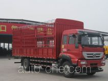 Sida Steyr ZZ5161CCYG471GE1 грузовик с решетчатым тент-каркасом