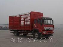 Sida Steyr ZZ5161CCYH521GD1 грузовик с решетчатым тент-каркасом