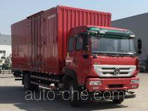 斯达-斯太尔牌ZZ5161XXYG471GE1型厢式运输车