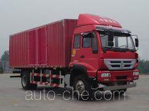 Sida Steyr ZZ5161XXYG521GD1 box van truck