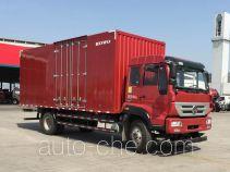 Sida Steyr ZZ5161XXYH521GD1 box van truck