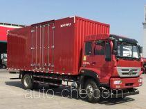 斯达-斯太尔牌ZZ5161XXYH521GE1型厢式运输车