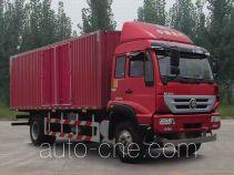 Sida Steyr ZZ5161XXYH561GD1 box van truck