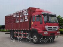 Huanghe ZZ5164CCYF5216C1 stake truck