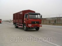 Huanghe ZZ5164CLXG5315C1 stake truck