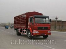 Huanghe ZZ5164CLXK4715C1 stake truck