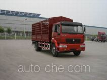 Huanghe ZZ5164CLXK5315C1 stake truck