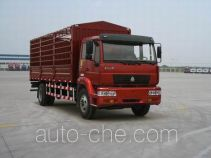 Huanghe ZZ5164CLXK6015C1 stake truck